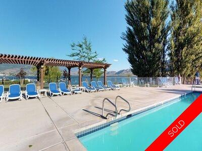 Osoyoos Townhouse for sale: CASA DA LAGO 2 bedroom 1,215 sq.ft. (Listed 2020-02-10)