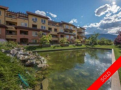 OSOYOOS Apartment for sale: CASA DEL LAGO 1 bedroom 712 sq.ft. (Listed 2021-01-04)